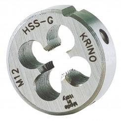 """Filiera UNC de stanga HSS DIN 223 - EN 22568 Krino, detalii:   1"""" x 8"""