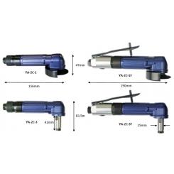 Polizor pneumatic unghiular seria YA-2C - Yoshida