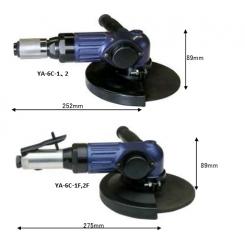 Polizor pneumatic unghiular seria YA-6C - Yoshida