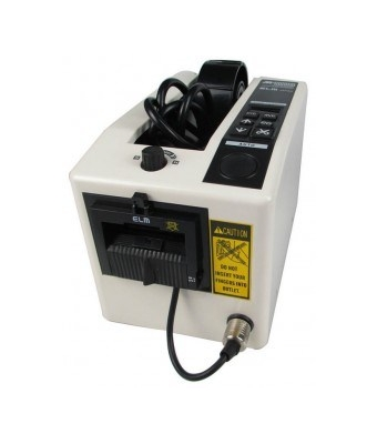 ELM M1000 electronic tape dispenser is ideal for industrial applications which require repetitive taping, program a defined length to start cut automatically.