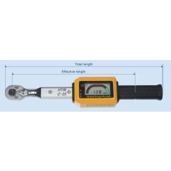 Cheie dinamometrică hibridă HTWC25 - Adrec