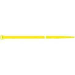 Fasete, culoare galbena 280x 4,5mm, 100 buc, Sapi