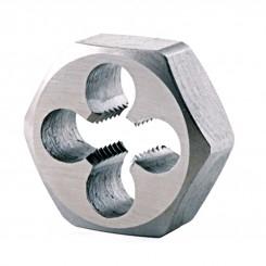 "Filiera hexagonala BSP HSS DIN 382  Krino, detalii:   1""  x  11"