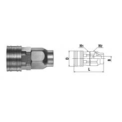 TSN Cupla 15x22