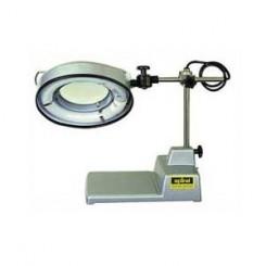 TVA Lampa de birou cu lupa 5x, Ø 125mm, neon economic 22 W